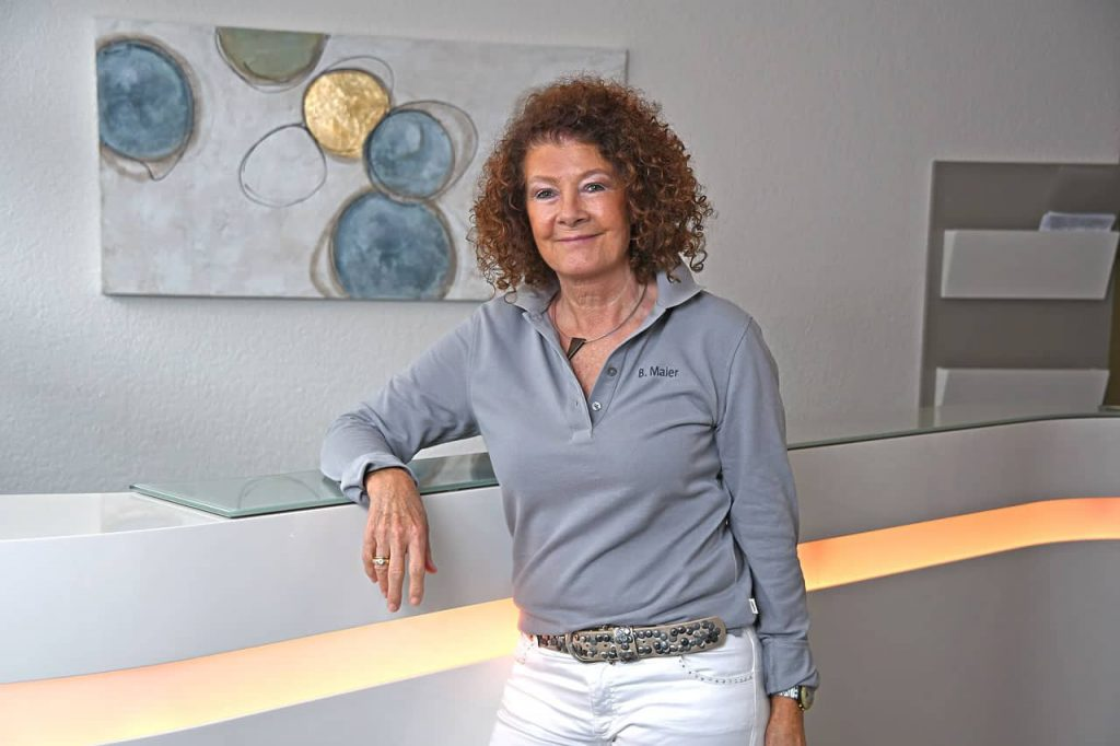 Frau B. Maier