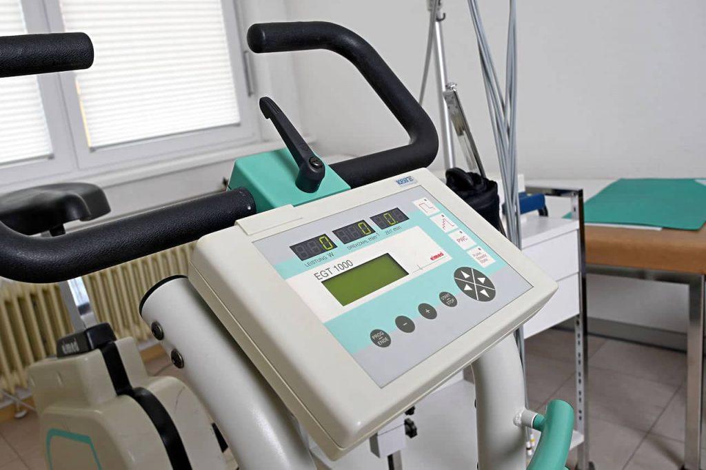 Ausstattung medizinisches Gerät